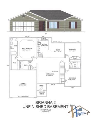 165 Bald Cypress Court, Hollister, MO 65672 (MLS #60152937) :: Team Real Estate - Springfield