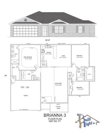 225 Ahner Lane, Hollister, MO 65672 (MLS #60152961) :: Team Real Estate - Springfield
