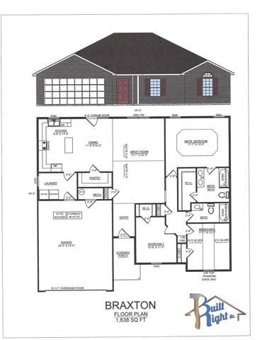 215 Ahner Lane, Hollister, MO 65672 (MLS #60152963) :: Sue Carter Real Estate Group