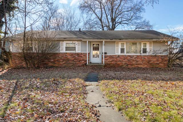 502 E Glenwood Street, Springfield, MO 65807 (MLS #60152996) :: Team Real Estate - Springfield