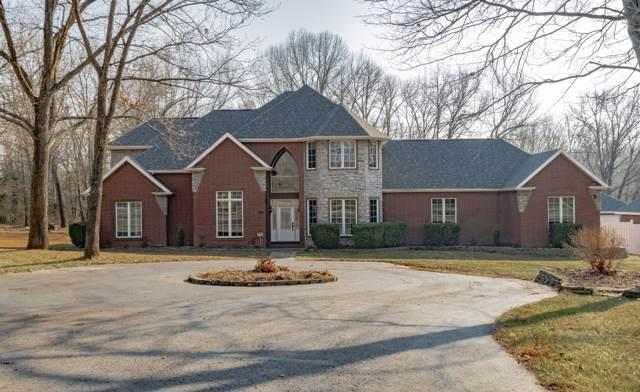 2458 W Pebble Creek Drive, Nixa, MO 65714 (MLS #60153110) :: The Real Estate Riders
