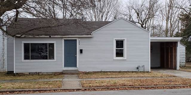 506 S Griffith Avenue, Aurora, MO 65605 (MLS #60153151) :: Sue Carter Real Estate Group