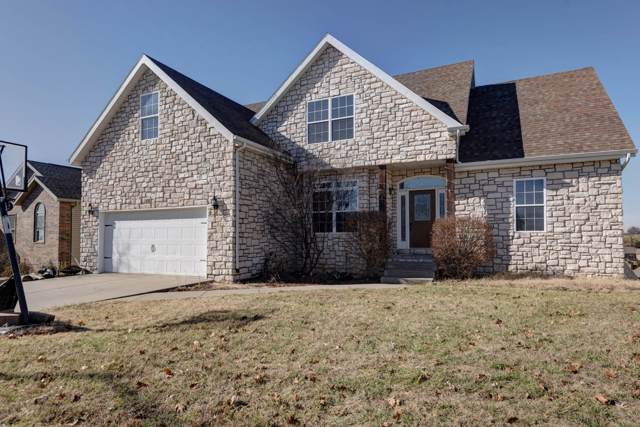 851 S Cobble Creek Boulevard, Nixa, MO 65714 (MLS #60153152) :: Sue Carter Real Estate Group