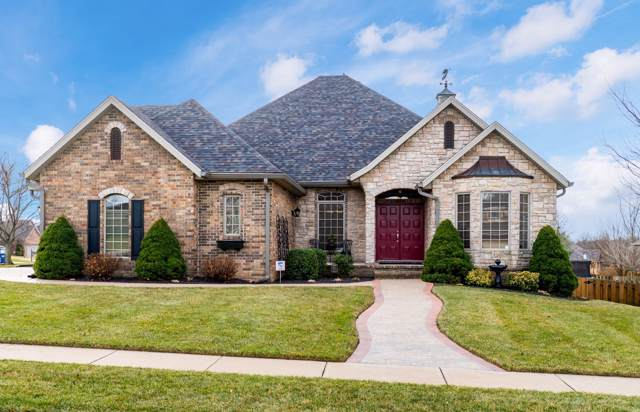 1459 N Chapel Drive, Springfield, MO 65802 (MLS #60153273) :: Team Real Estate - Springfield
