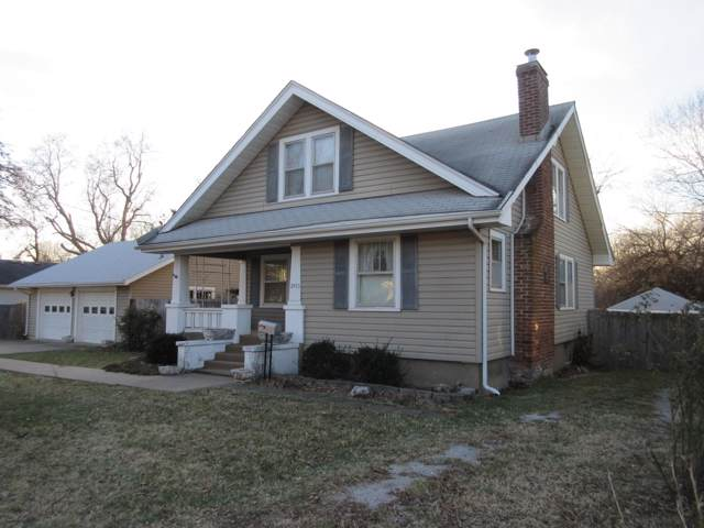 2433 N Fremont Avenue, Springfield, MO 65803 (MLS #60153285) :: Team Real Estate - Springfield