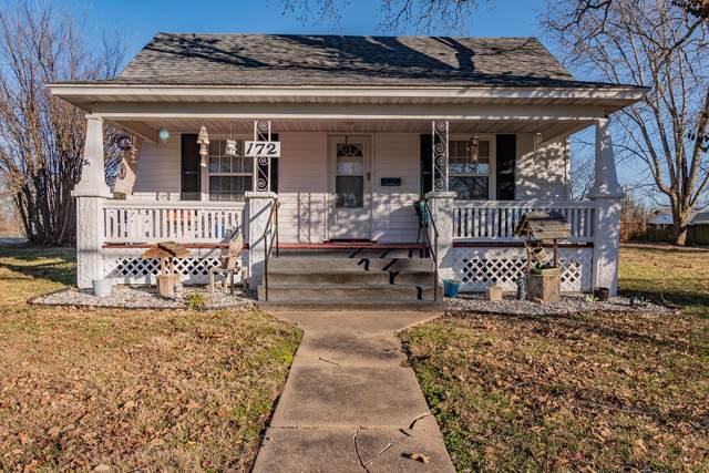 172 North Avenue, Sparta, MO 65753 (MLS #60153331) :: Team Real Estate - Springfield
