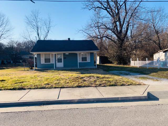 2101 N Fort Avenue, Springfield, MO 65803 (MLS #60153348) :: Team Real Estate - Springfield