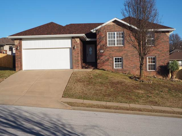 1424 S Nitro Drive, Ozark, MO 65721 (MLS #60153366) :: Team Real Estate - Springfield