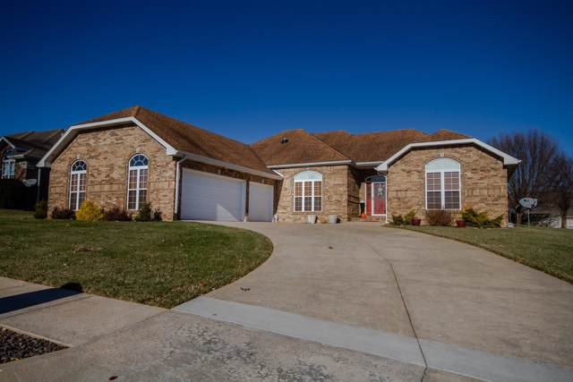 879 E Kings Carriage Boulevard, Nixa, MO 65714 (MLS #60153465) :: Sue Carter Real Estate Group