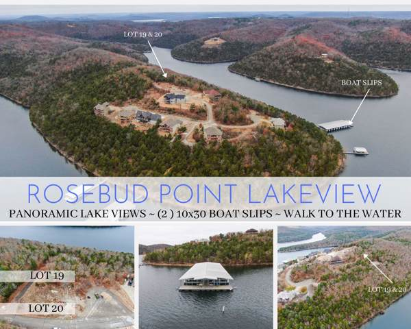 Lot 19 & 20 Red Rose, Lampe, MO 65681 (MLS #60153860) :: Evan's Group LLC