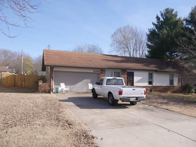 4066 S El Fiesta Avenue, Springfield, MO 65807 (MLS #60153888) :: Sue Carter Real Estate Group