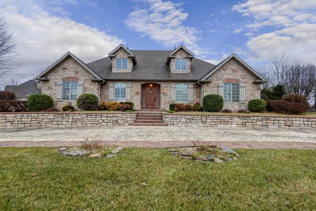 780 S Bellflower Drive, Springfield, MO 65809 (MLS #60154016) :: Team Real Estate - Springfield