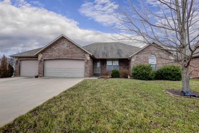 128 W Grace Street, Republic, MO 65738 (MLS #60154112) :: Sue Carter Real Estate Group