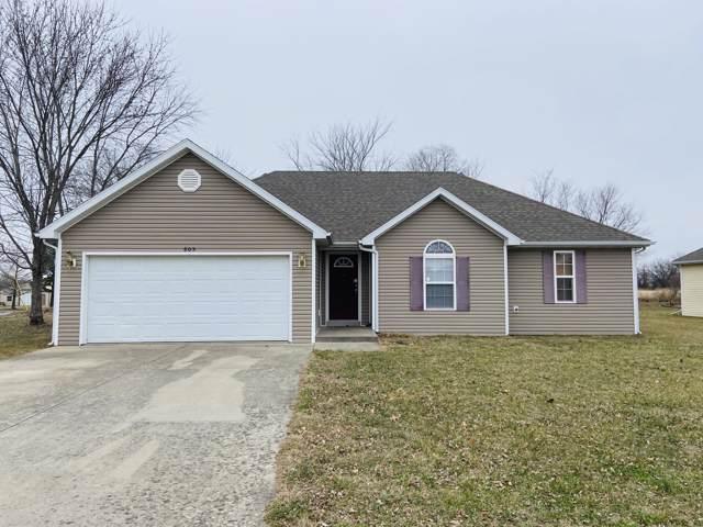 605 E Laird, Bolivar, MO 65613 (MLS #60154228) :: Team Real Estate - Springfield