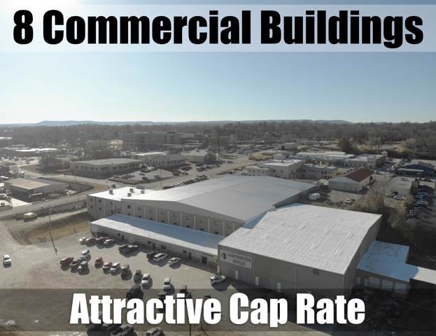 115 E Crandall Avenue, Harrison, AR 72601 (MLS #60154241) :: Sue Carter Real Estate Group