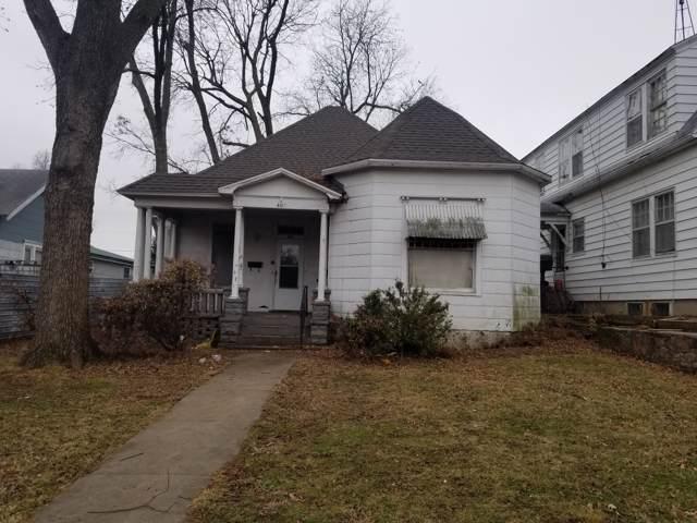 408 5th Street, Monett, MO 65708 (MLS #60154252) :: Team Real Estate - Springfield