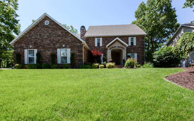 270 Country Bluff Drive, Branson, MO 65616 (MLS #60154456) :: The Real Estate Riders
