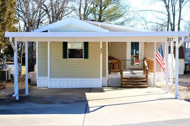 317 Sunshine Circle #81, Branson, MO 65616 (MLS #60154460) :: The Real Estate Riders