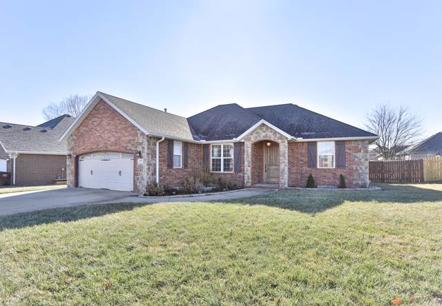 107 Deer Run, Willard, MO 65781 (MLS #60154496) :: Team Real Estate - Springfield