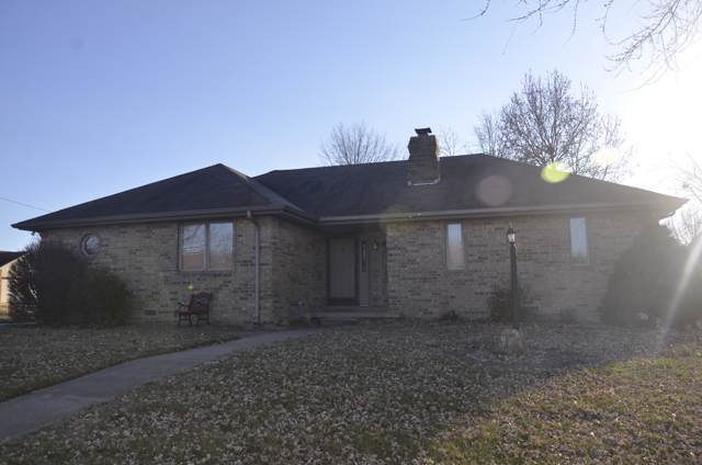 3442 W Wayland Street, Springfield, MO 65807 (MLS #60154578) :: The Real Estate Riders