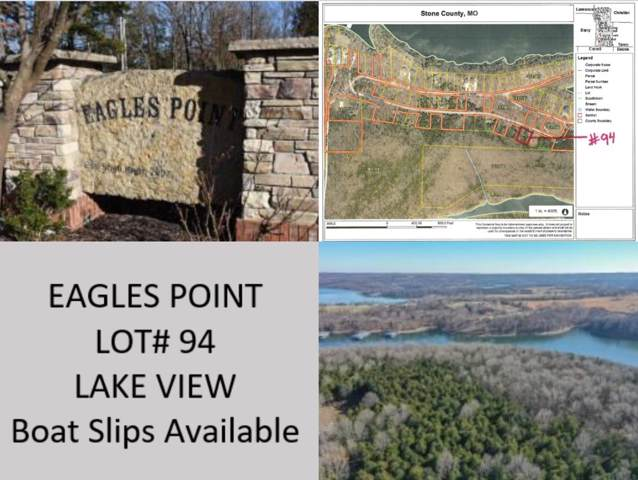Tbd Lot 94 Eagles Point, Shell Knob, MO 65747 (MLS #60154657) :: Sue Carter Real Estate Group