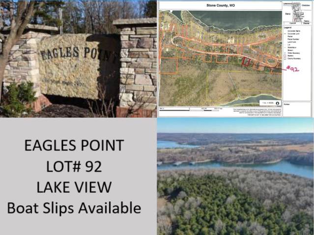Tbd Lot 92 Eagles Point, Shell Knob, MO 65747 (MLS #60154658) :: Sue Carter Real Estate Group