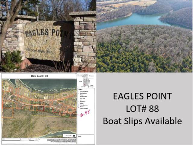 Tbd Lot 88 Eagles Point, Shell Knob, MO 65747 (MLS #60154659) :: Sue Carter Real Estate Group
