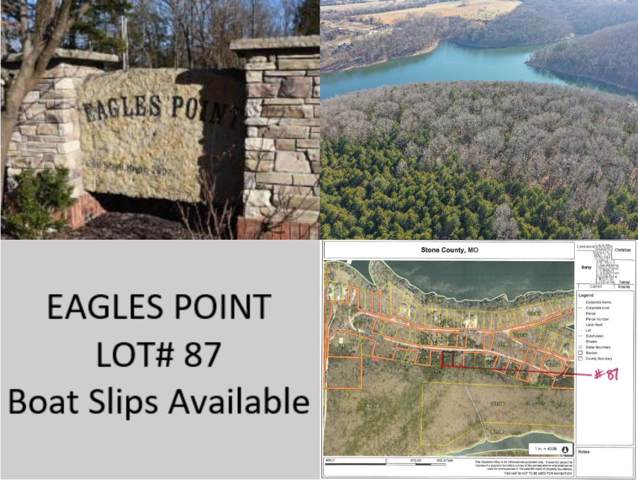 Tbd Lot 87 Eagles Point, Shell Knob, MO 65747 (MLS #60154660) :: Sue Carter Real Estate Group