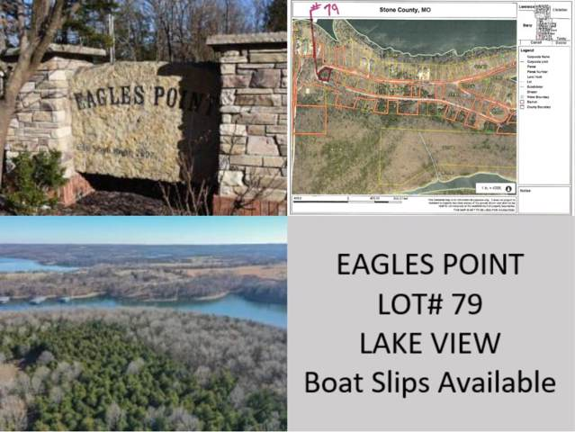 Tbd Lot 79 Eagles Point, Shell Knob, MO 65747 (MLS #60154664) :: Team Real Estate - Springfield