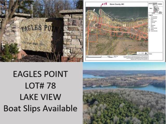 Tbd Lot 78 Eagles Point, Shell Knob, MO 65747 (MLS #60154665) :: Team Real Estate - Springfield