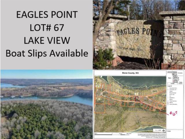 Tbd Lot 67 Eagles Point, Shell Knob, MO 65747 (MLS #60154666) :: Team Real Estate - Springfield