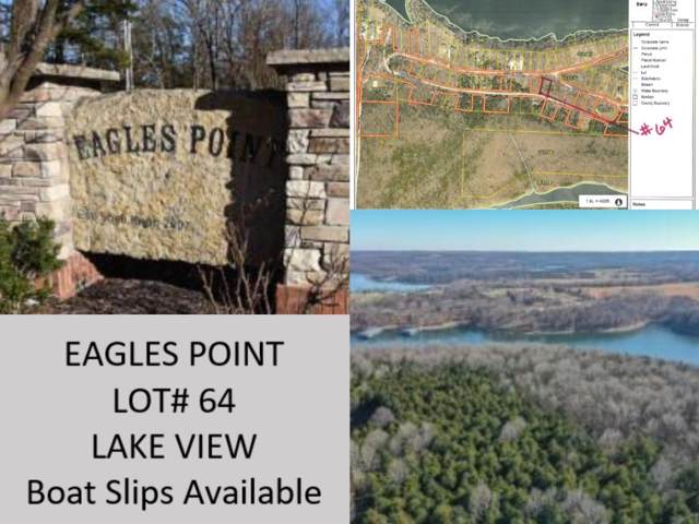 Tbd Lot 64 Eagles Point, Shell Knob, MO 65747 (MLS #60154668) :: Sue Carter Real Estate Group