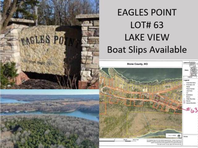 Tbd Lot 63 Eagles Point, Shell Knob, MO 65747 (MLS #60154669) :: Sue Carter Real Estate Group
