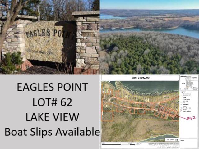 Tbd Lot 62 Eagles Point, Shell Knob, MO 65747 (MLS #60154670) :: Sue Carter Real Estate Group