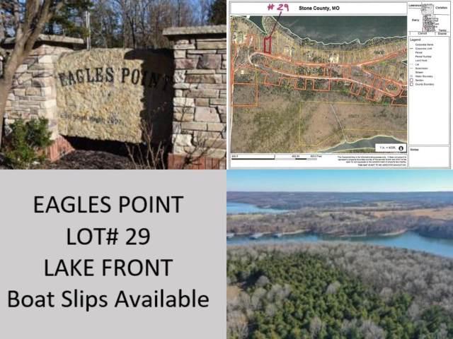 Tbd Lot 29 Eagles Point, Shell Knob, MO 65747 (MLS #60154677) :: Winans - Lee Team | Keller Williams Tri-Lakes