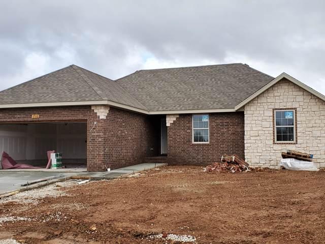 710 N Montego Street, Nixa, MO 65714 (MLS #60154763) :: Sue Carter Real Estate Group