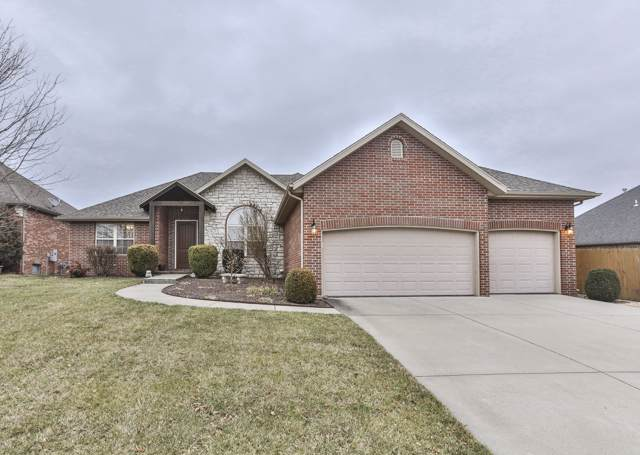 614 Santa Monica Drive, Nixa, MO 65714 (MLS #60154797) :: Sue Carter Real Estate Group
