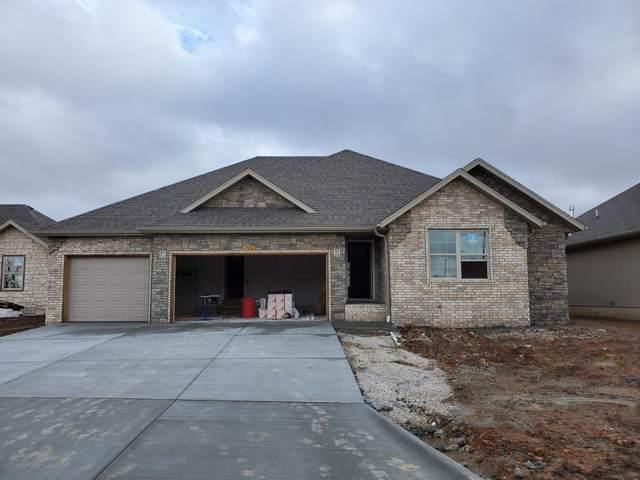 706 Montego Street, Nixa, MO 65714 (MLS #60154821) :: Sue Carter Real Estate Group