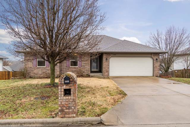 2030 E Charles Street, Republic, MO 65738 (MLS #60154843) :: Sue Carter Real Estate Group