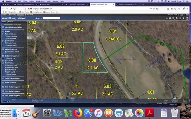 0 Highway Z, Hartville, MO 65667 (MLS #60154853) :: Sue Carter Real Estate Group