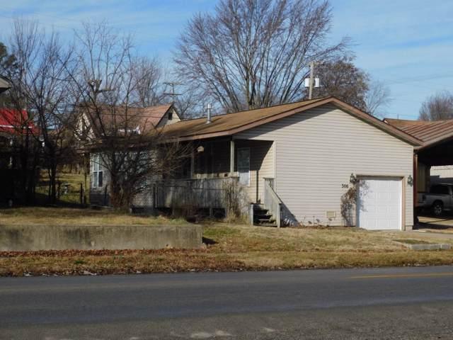 306 N Central Avenue, Monett, MO 65708 (MLS #60154971) :: Team Real Estate - Springfield