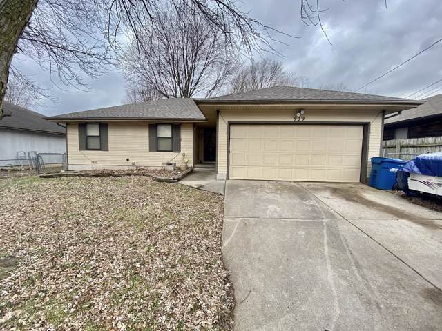 909 N Homewood Avenue, Springfield, MO 65803 (MLS #60155079) :: Massengale Group