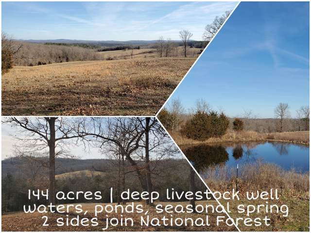 000 Highway D & County Road D-683, Thornfield, MO 65762 (MLS #60155194) :: Weichert, REALTORS - Good Life