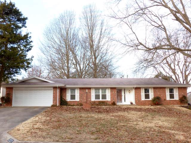 1525 S Charing Avenue, Springfield, MO 65809 (MLS #60155209) :: Sue Carter Real Estate Group