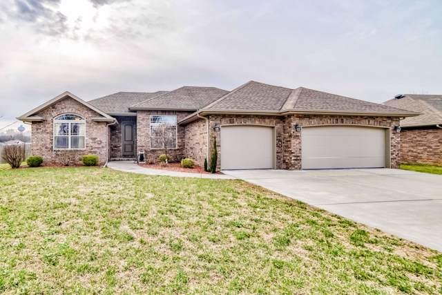 1102 Bryce Street, Nixa, MO 65714 (MLS #60155296) :: Team Real Estate - Springfield
