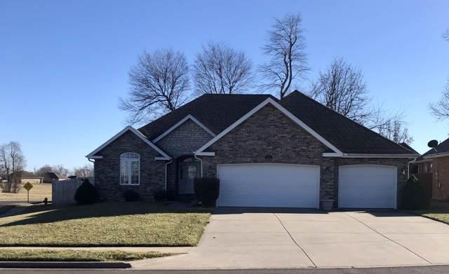 876 Dustin Lane, Nixa, MO 65714 (MLS #60155313) :: Team Real Estate - Springfield