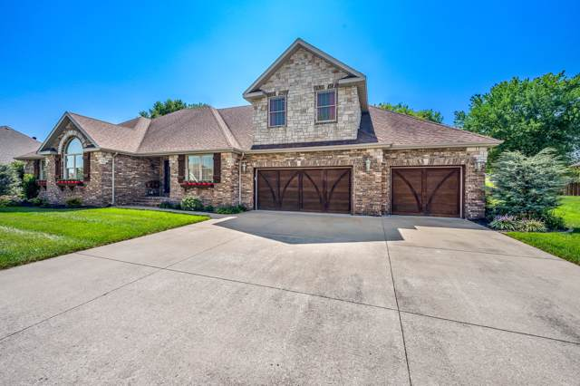 4310 Fair Haven Drive, Nixa, MO 65714 (MLS #60155315) :: Sue Carter Real Estate Group