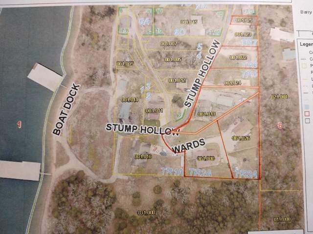 160,180 '' Wards Place & Stump Hollow, Branson West, MO 65737 (MLS #60155346) :: Massengale Group