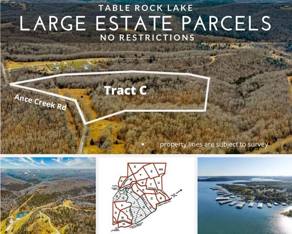 Tract C, Branson West, MO 65737 (MLS #60155406) :: Massengale Group