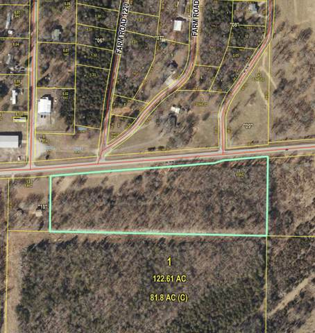 000-8.6 Ac State Highway 86, Eagle Rock, MO 65641 (MLS #60155463) :: Weichert, REALTORS - Good Life